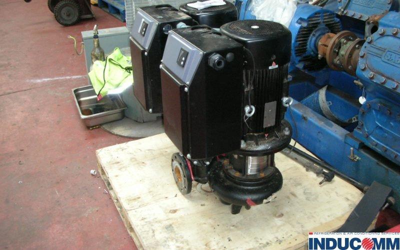601 Grundfoss Pump 2