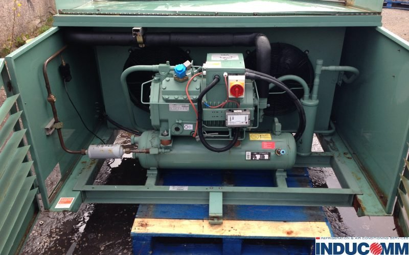 IS14 802 Bitzer Condensing Unit