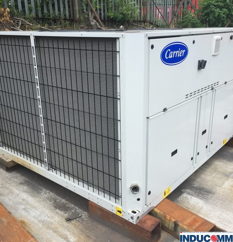 IS16-154 Carrier chiller