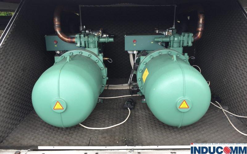 IS17 165 Chiller Compressor