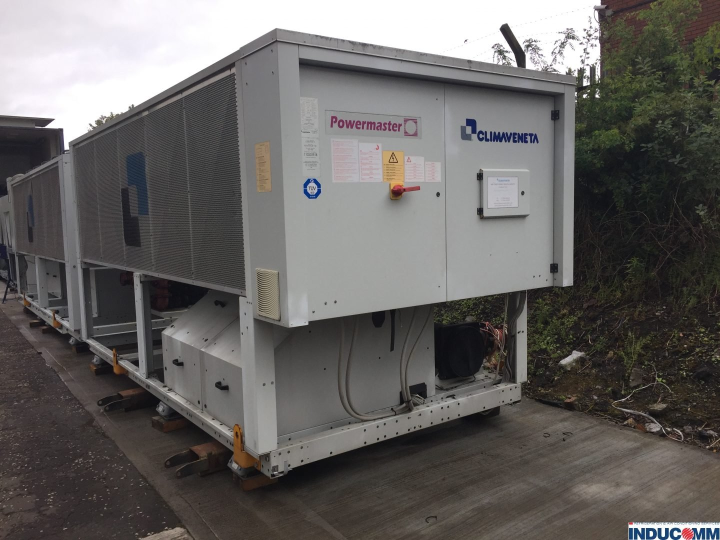 Equipment For Sale - Inducomm refrigeration & air conditioning services