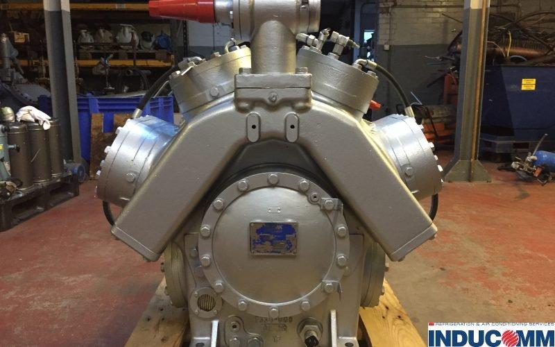 IS17 268 Compressor