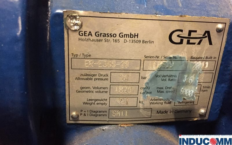 IS18 325 Grasso Plant