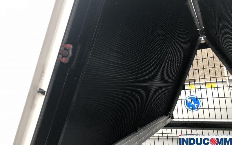 Carrier Chiller condenser