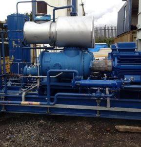 Used Howden Compressors