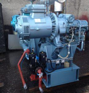 Industrial Grasso Compressor